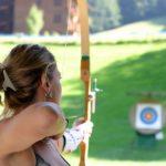 archer - stand de tir à l'arc du Grand Bornand