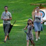 archers - stand de tir à l'arc du Grand Bornand