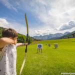 archer enfant - Tir-a-l-arc-C.Cattin-AlpcatMedias-Le-Grand-Bornand