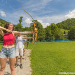 groupe d'archers - Tir-a-l-arc-C.Cattin-AlpcatMedias-Le-Grand-Bornand